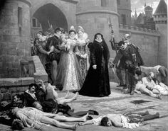 The Mad Monarchist: Consort Profile: Queen Catherine de' Medici