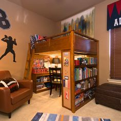 Teenage Bedroom Ideas For Boys Design Ideas, Pictures, Remodel, and Decor - page 24