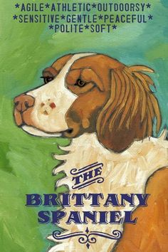 Brittany Print