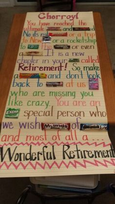 Funny retirement poems for co workers just b cause funny retirement