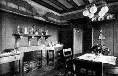1911 Craftsman Dining Room