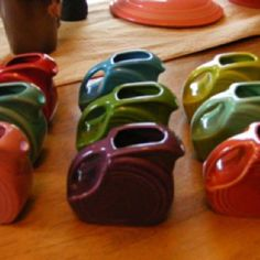 Fiesta mini disc pitchers