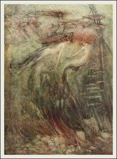 Arthur Rackham, 1914