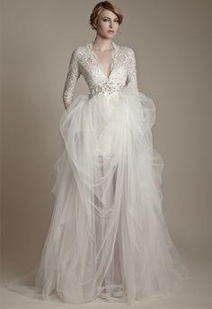 Vintage gown