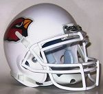 Bishop Diego Cardinals Schutt Replica Mini Helmet - Santa Barbara, CA