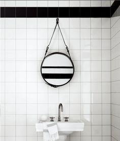 +black + white