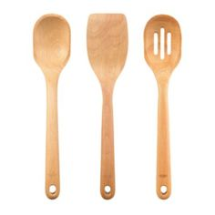 OXO Good Grips® 3-pc. Wooden Utensil Set - JCPenney 16.99