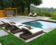 Rectangular Pools Design, Pictures, Remodel, Decor and Ideas - page 5