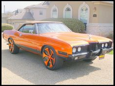 1972 Ford LTD haterz gonna hate.