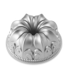 Nordic Ware Fleur De Lys Bundt® Pan   Williams-Sonoma  This is what I wanted for Christmas