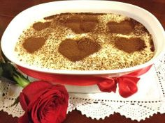 Tiramisu: Valentine's Day Desserts ~ OUR TUSCAN STORY #95 recip idea, desserts, valentine day, valentin recip, tiramisu