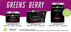 product, bodi wrap, work, fruit, berri green, berri flavor, serv, june 1st, berries