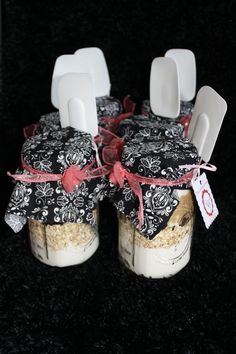 Cookies mixes for shower hostess gifts