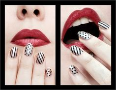 $25 http://seoninjutsu.com/nails2 nails #nails #fashion #nailsart share, repin and like please :)