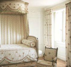 Marie Antoinette's bedroom at Petit Trianon