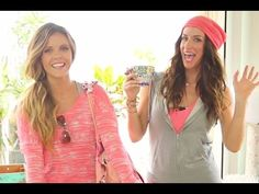 tone It UP ~Our Top Fitness Fashion Tips #TIUStyle - YouTube