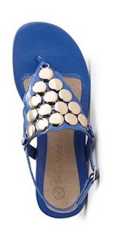 cobalt #blue sandals http://rstyle.me/n/kf2adr9te