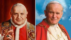 Two popes, two saints: Everything you need to know