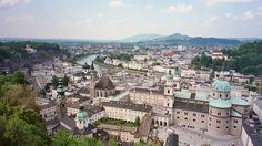 My favorite city in the world: Salzburg, Austria!