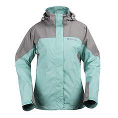 Women's Light Green Leisure Jacket – US$ 127.99