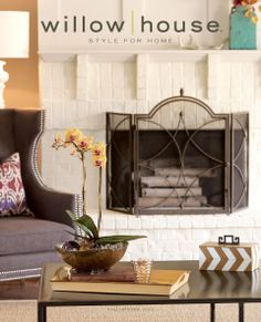 willow house, grill, fall catalog, dream, 2012 catalog, fireplaces, fireplac inspir, accessories, decor idea