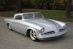 Random Snap: Custom 1953 Studebaker