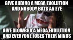 Unappreciated Mega Audino