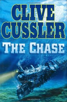 Another great Clive Cussler book