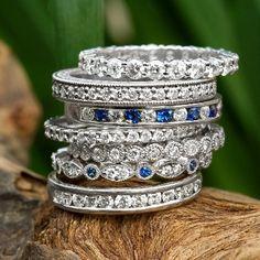 Eternity rings!