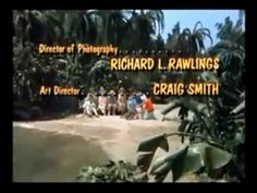 Gilligan's Island Opening and Closing Theme 1964-1967