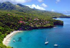 Ti Kaye Village Resort & Spa in St. Lucia