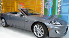 SINCE IT'S DREAM CAR WEEK, HOW 'BOUT A NEW JAGUAR! IT'S THE 2014 JAGUAR XK TOURING CONVERTIBLE FEATURING A 5.0 LITER V8-CYLINDER ENGINE, 6-SPEED AUTOMATIC TRANSMISSION, SMART KEY WITH KEYLESS ENTRY & START, PLUS PAINT AND FABRIC PROTECTION. IT'S THE JAGUAR XK. #PriceIsRight #DreamCar #Luxury #Convertible