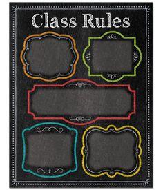 Chalk It Up Class Ru...