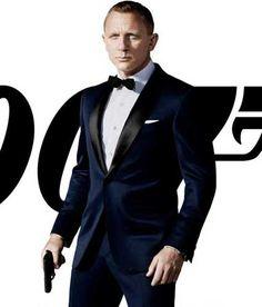 James Bond, Skyfall, Daniel Craig - can't wait to see the new Bond movie!