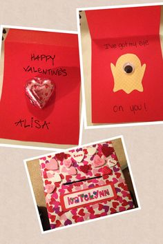 DIY Valentine's Card & Box