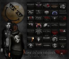 WGF2014 Hoodies Womens Gacha Ad http://maps.secondlife.com/secondlife/Sium/131/61/1002