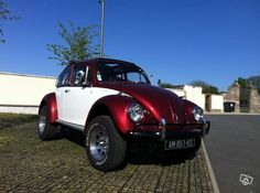 #Coccinelle #buggy #offroad #custom #homemade