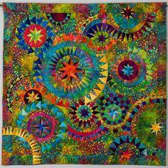 The Colourful Quilt Jacqueline de Jonge