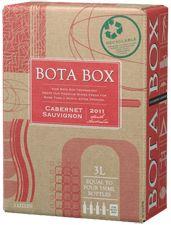 Bota Box Wine ~Cabernet Sauvignon! This is my favorite box wine!!!