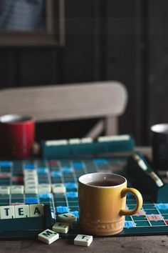 Tea and words