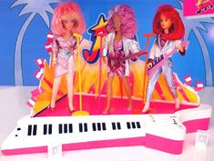 Jem Star Stage. I remember saving up 50$ to buy this.
