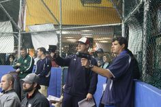 An http://www.GogelAutoSales.com RePin     Steve Hayward, former Boston Red Sox farm hand and Seton Hall Pirate, scouting with current Seton Hall Pitching Coach Phil Cundari at the 2011 Showcase.     We'd Love you to Like us on FB! https://www.facebook.com/GogelAuto  Since 1962, Rt. 10, East Hanover