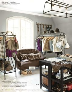 Walk in Closet on Pinterest