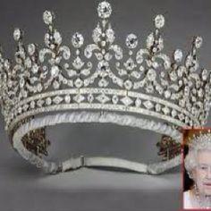 Queen Elizabeth's Crown.