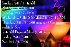 Week Party @ Zoo Bar Hong Kong  http://www.gayasiatraveler.com/what-up-this-week/zoo-bar-hong-kong/ | Gay Asia Traveler