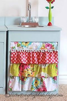 Great instructions for diy play kitchen