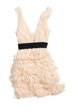 H dress!