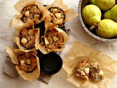 Not only are these muffins gluten-free, but they are also vegan, naturally sweetened and whole-grain. They will most likely please everyone.