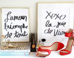 MadeByGirl: Le Chat & More at MADE BY GIRL