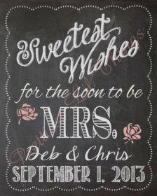Bridal Shower Decorations, Favors & DIY - Wedding Decor - Page 8